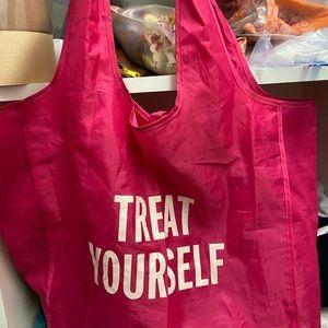 Reusable pink bag